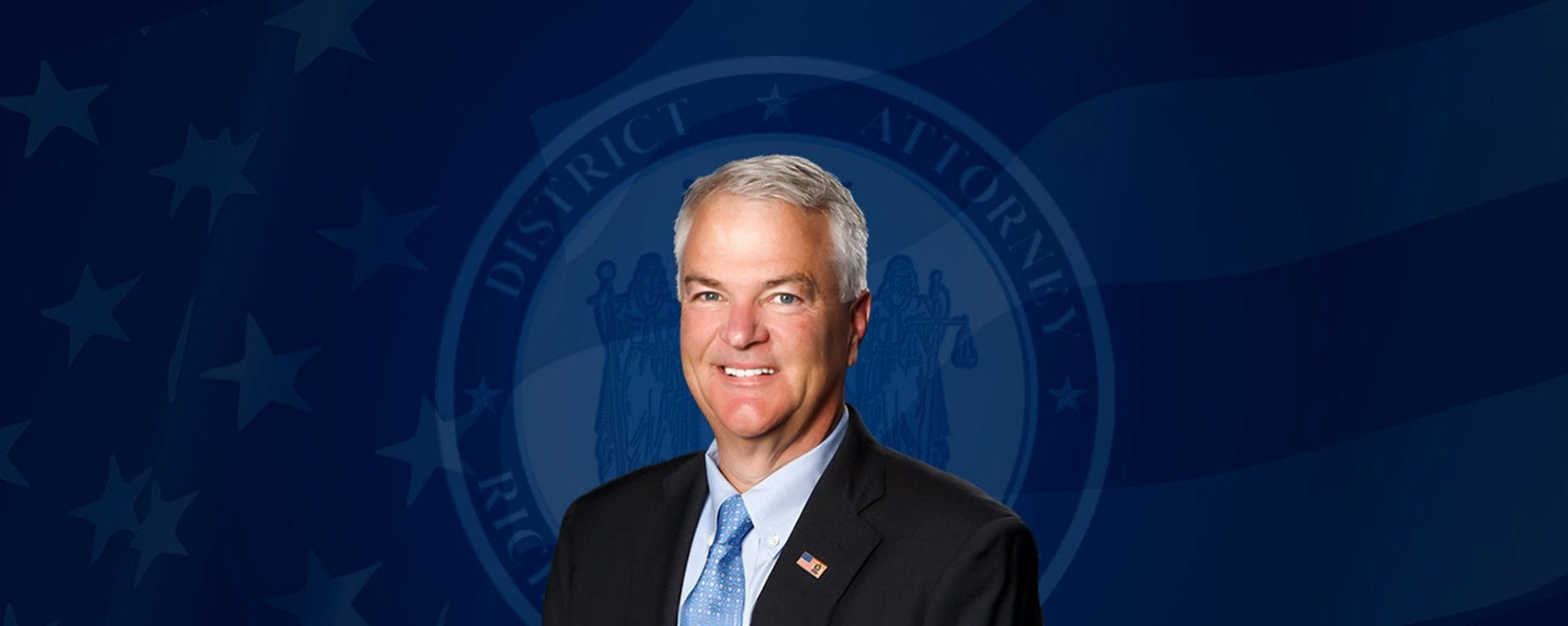 DISTRICT ATTORNEY  MICHAEL E. MCMAHON
