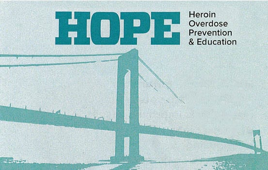 Heroin Overdose Prevention & Education logo