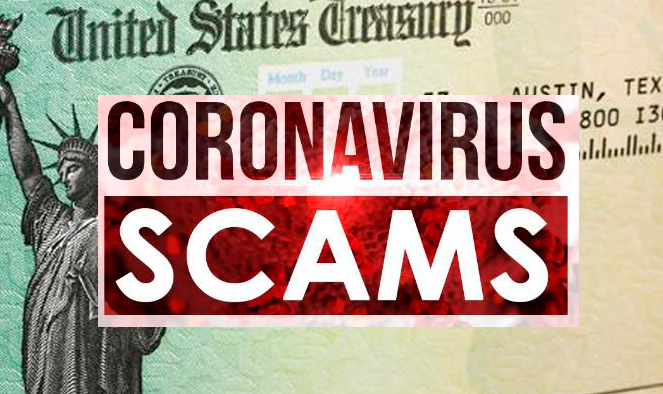 What the D.A. wants you to know to prevent coronavirus IRS scam