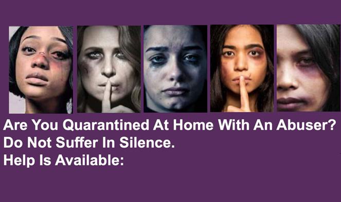 DA McMahon distributes resources for victims of domestic violence