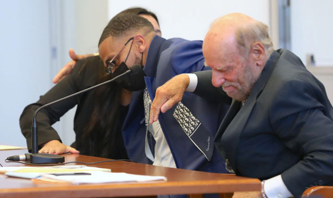 He spent 23 years in prison on wrongful murder conviction. In landmark day for Staten Island, D.A. clears his name.